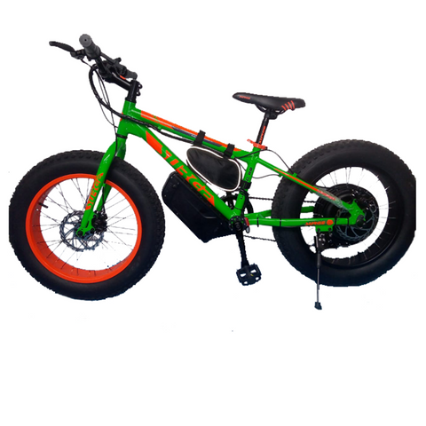 Kids 20' Fat-Wheel EBIKE (Rear Wheel) 20' x 4.0