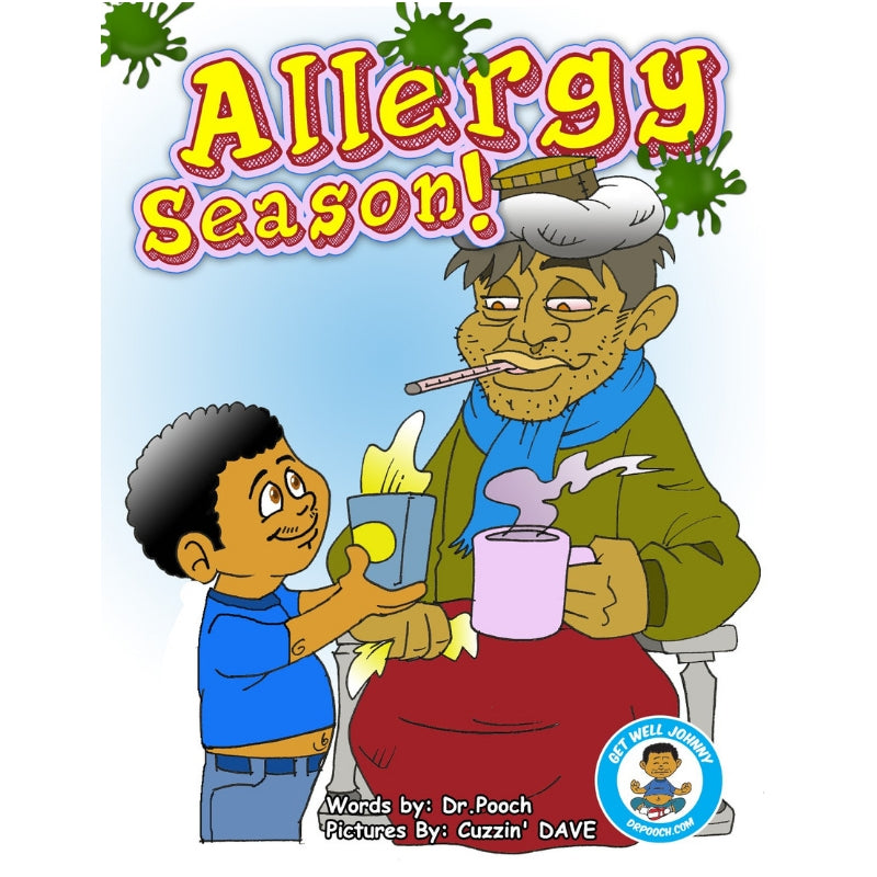 Book 5- Allergy Season