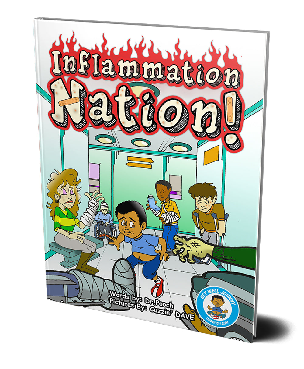 *PRE-ORDER* Inflammation Nation!