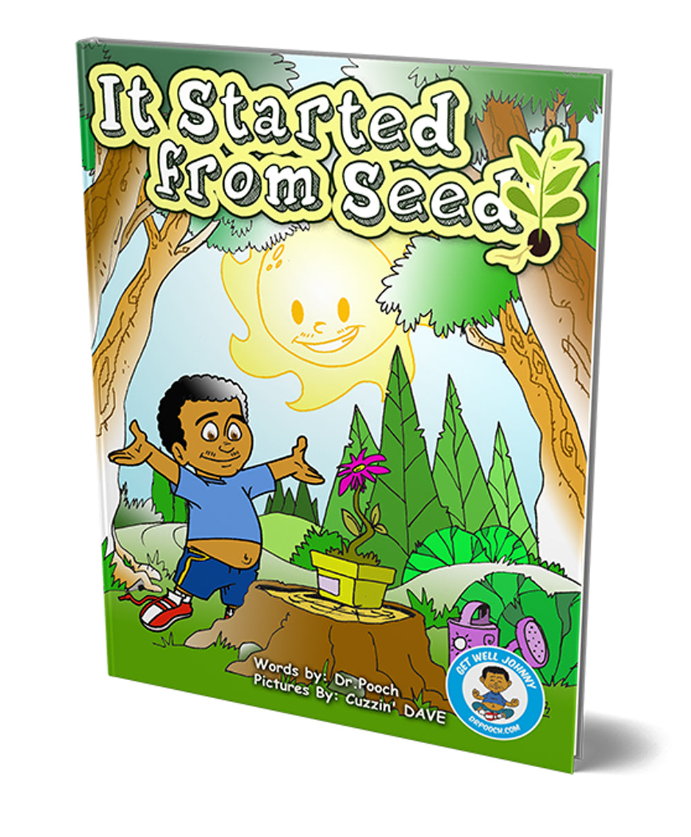 *PRE-ORDER* It Started From Seed