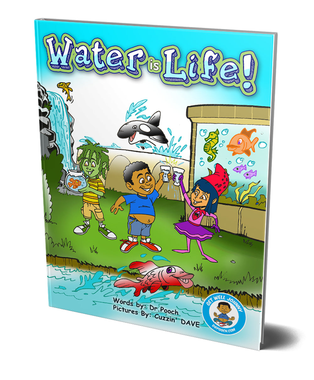 *PRE-ORDER* Water is Life
