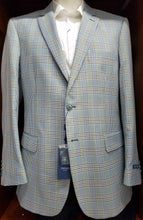 Load image into Gallery viewer, ZeGarie 100% Wool Sport Coat (Sage)