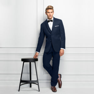 Ultra Slim Fit Navy Formal Suit (Sterling)