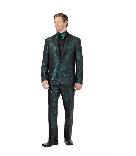 Blu Martini Modern Fit Fashion Suit DK9108BEN