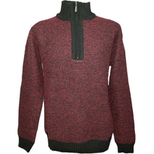 Load image into Gallery viewer, Billy London Sweater (Burgundy) DKBL1806
