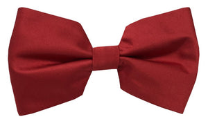 Solid Cube Bow Tie (Red) DKCUBEBOW