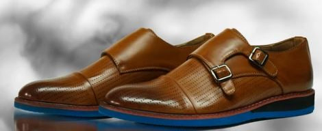 Casual Dress Shoe (Cognac) DKTYDUV