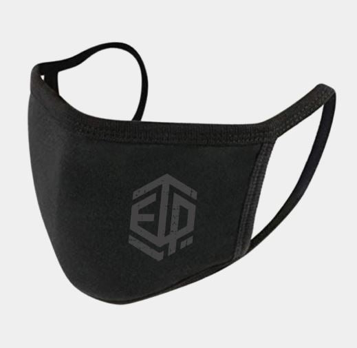 Ghosted Mask (Black) DKLSGHOST