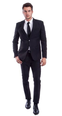 Modern Fit Men's Suit DKM301