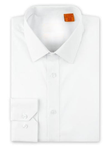 Slim Fit Dress Shirt (White) DKTSS-1
