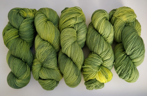 Vårdag sustainable merino fingering