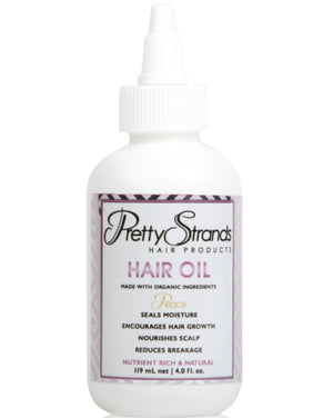 Pretty Strands Hair Oil