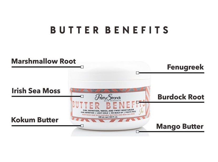Butter Benefits