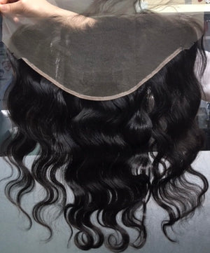 "Brazilian Loose Wave Lace Frontal 13""x4"""