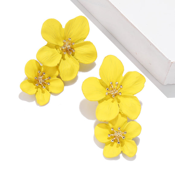 Flora Dangle Earrings