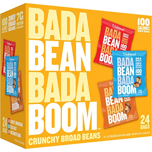 Bean Snack Variety Pack