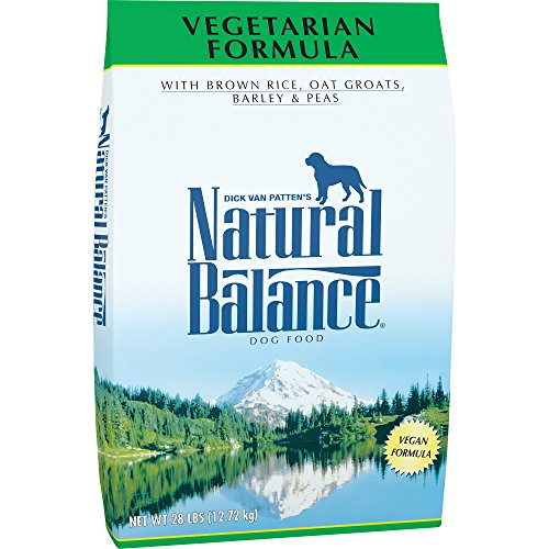Natural Balance Vegetarian Formula Dry Dog Food, 28-Pound: Pet Supplies