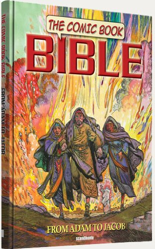Comic Book Bible Volume 1 Hard Cover