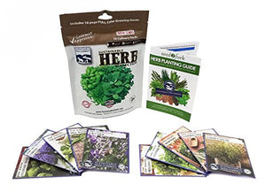 Sustainable Seed Company Variety Culinary Herb Collection