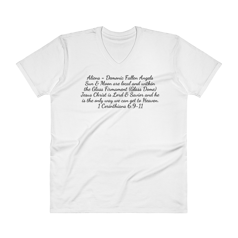 Truther V-Neck T-Shirt