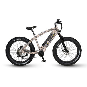 QuietKat Predator 750 Electric Bicycle (Camo)