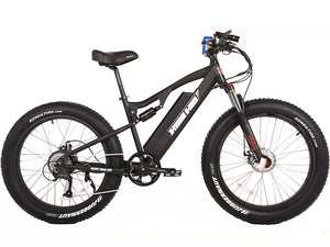 X-Treme Rocky Road Electric Mountain Bicycle (Black)