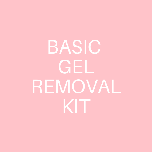 Basic Gel Removal Kit
