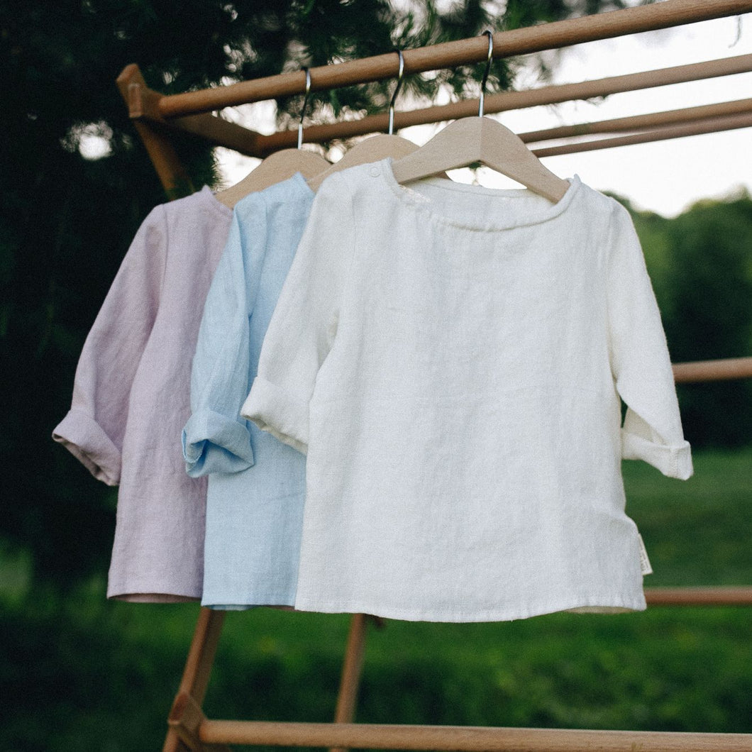 Long sleeve shirt for boys