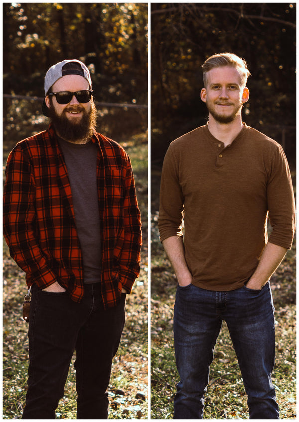 Meet the Gents Behind Choppy Seas™!