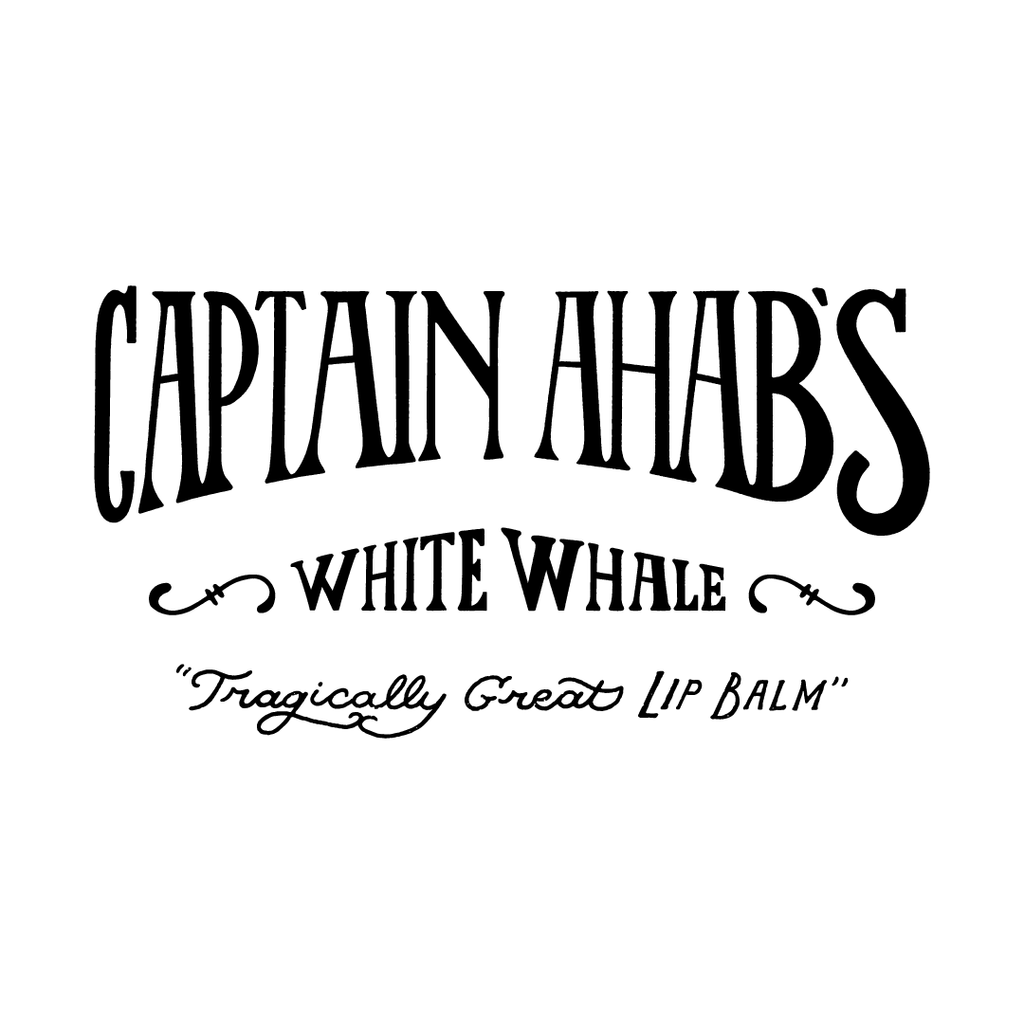 captain ahab's lip balm