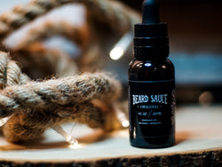 "BEARD SAUCE ""Original"" Blend Premium Beard Oil"
