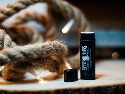 "CAPTAIN AHAB'S ""White Whale"" Premium All-Natural Lip Balm"