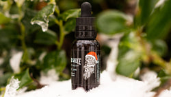 "BEARD SAUCE ""Scott Calvin"" Blend Premium Beard Oil (LIMITED EDITION)"