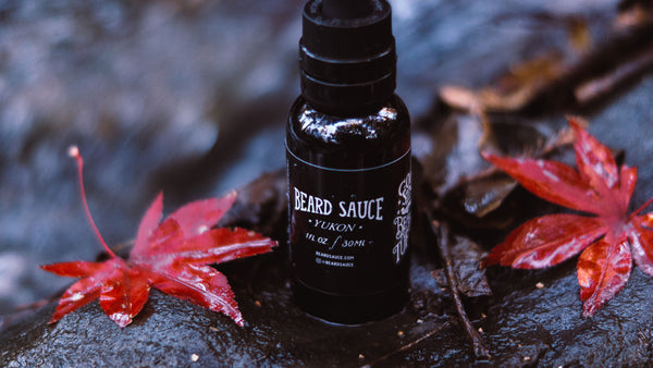 "BEARD SAUCE ""Yukon"" Blend Premium Beard Oil"