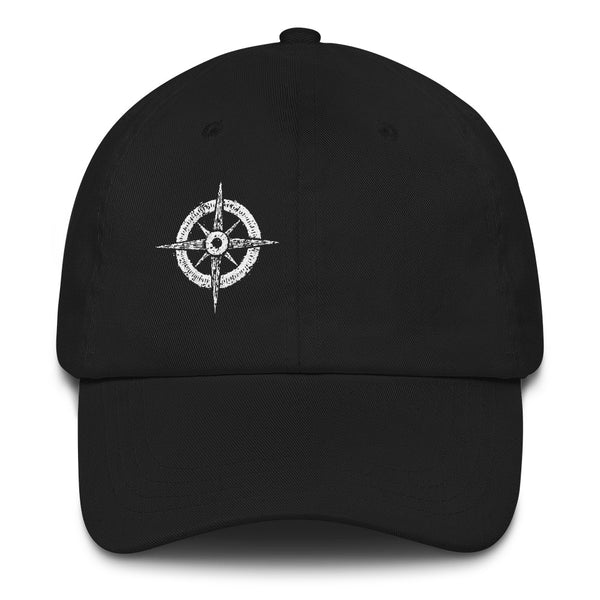 CHOPPY SEAS Helmsman Dad Hat