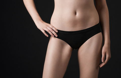 Shreddies Kurz-Slips für Damen