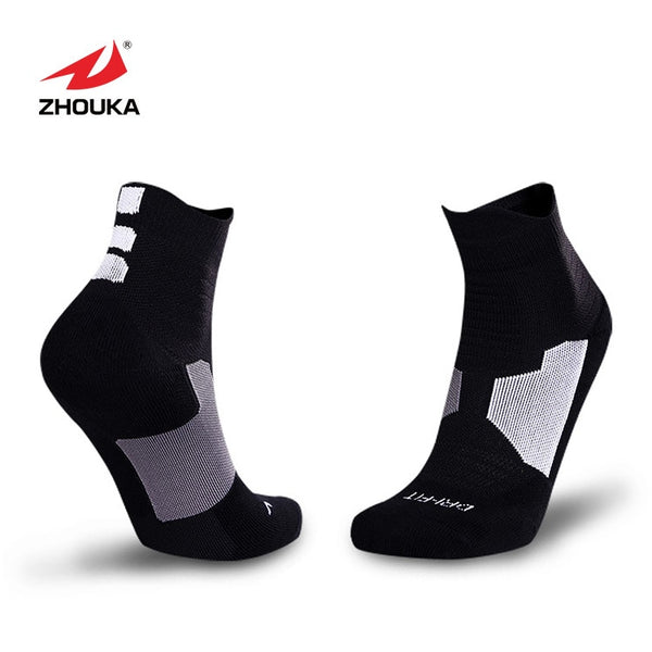 High Quality Thick Breathable Anti Slip Fitness Running/Workout Socks