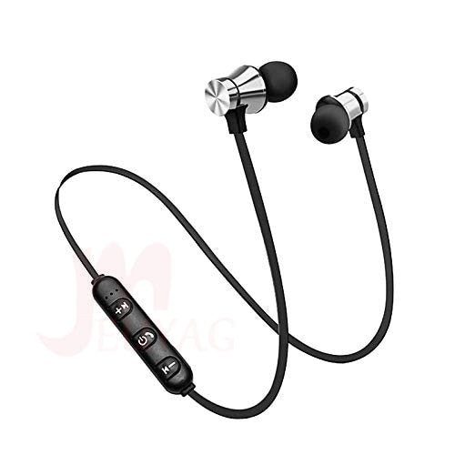 Magnetic Wireless Bluetooth Earphones Sport Earbuds with Mic