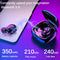 Hifi Bluetooth 5.0 Wireless Stereo Earbuds with Mic