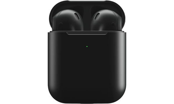 Limited Black Edition Wireless EarPods with Wireless Charging Case