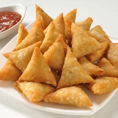 9874 Mini Vegetable Samosa's (Bite Size) x 60