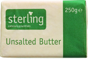 5700 Butter Blocks Unsalted - 1x250g Block