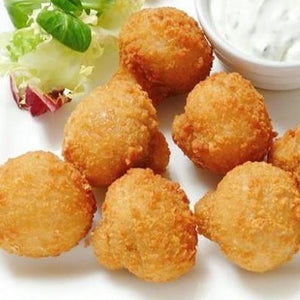 2703 Garlic Breaded Mushrooms x 450g