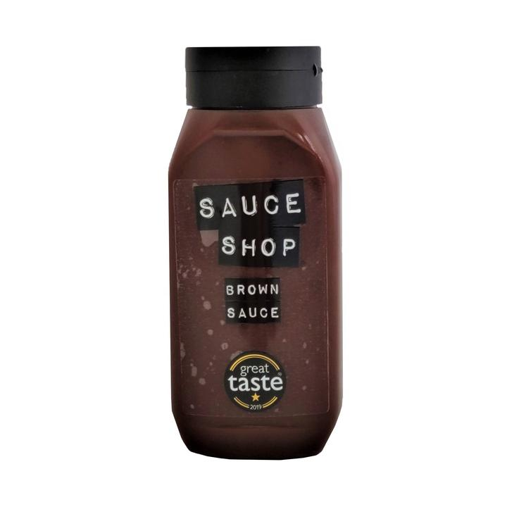 3119 Brown Sauce - 1 x 500g Squeezy