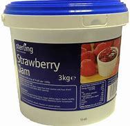 6673 Strawberry Jam – Bulk 1x3kg Tub