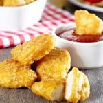 9568 Battered Chicken Breast Nuggets x 1000g