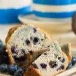 7768 Luxury Blueberry Tulip Muffins x 6