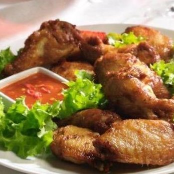 6229 Hot n Spicy Chicken Wings x 1000g