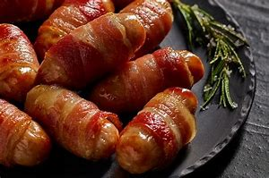 7835 Kennedys Mini Pigs in Blankets 25g - 1x10