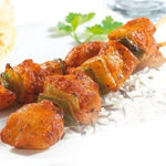 4431 Chicken Tikka Kebabs with Peppers & Onion 100g -  1x4